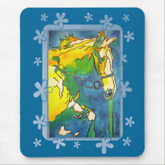My Little Pony (Yellow and Blue) Mouse Pads