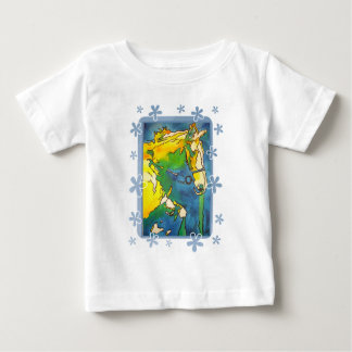 My Little Pony (Yellow and Blue) Tshirt