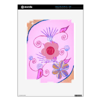 My Little Princess I love You XOXO Decals For iPad 2