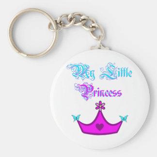 My Little Princess Keychain