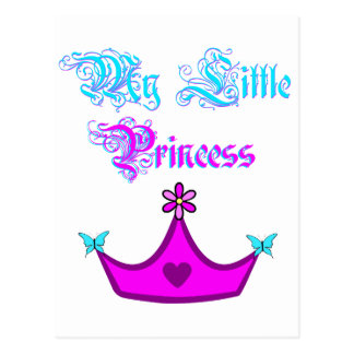 My Little Princess Postcard