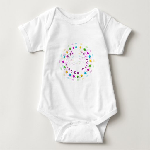 My Little Princess Products Baby Bodysuit