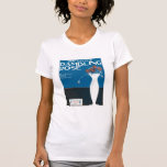 My Little Rambling Rose Songbook Cover T-Shirt