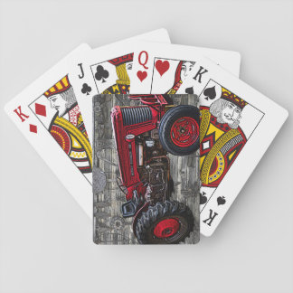 My Little Red Fergy Playing Cards