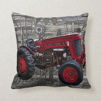 My Little Red Fergy Throw Pillow