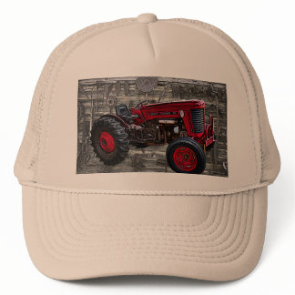 My Little Red Fergy Trucker Hat