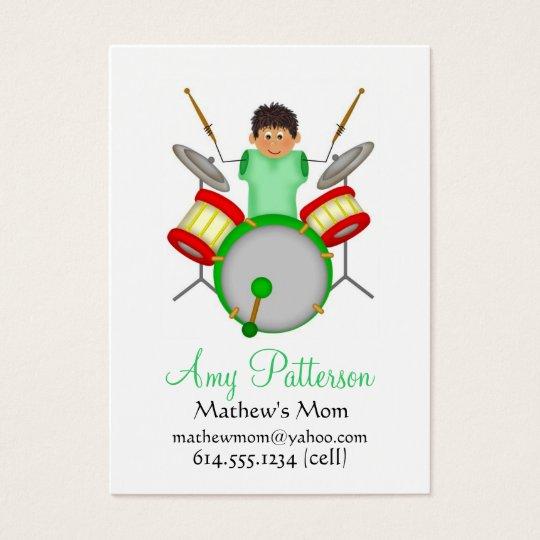 My Little Rocker Musician Mommy Cards