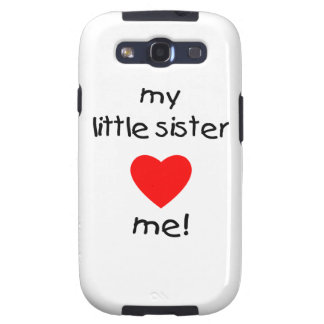 My Little Sister Loves Me Galaxy S3 Case