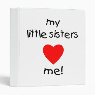 My Little Sisters Love Me Binder
