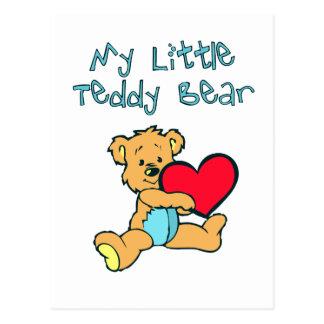 My Little Teddy Bear Postcard