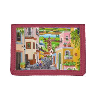 My little Village Tri-fold Wallet