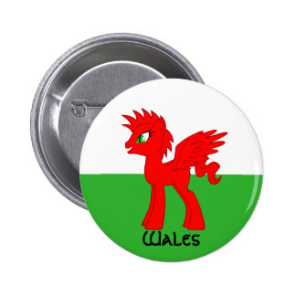 My Little Welsh Button