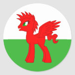 My Little Welsh Sticker
