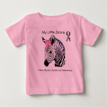 My Little Zebra EDS Ehlers-Danlos Syndrome Shirt