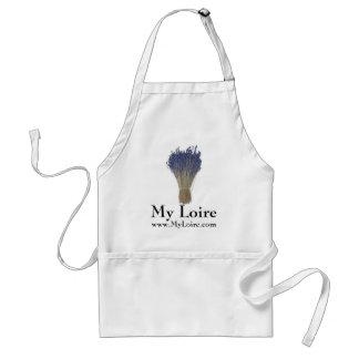 My Loire Lavender Apron