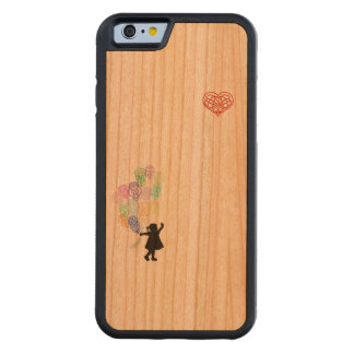 My Lost Heart Carved® Cherry iPhone 6 Bumper