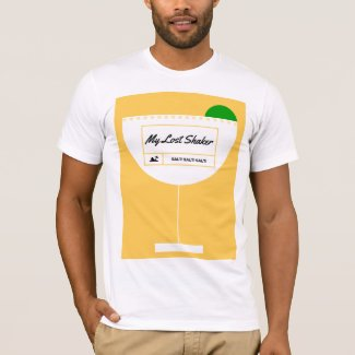 My Lost Shaker Men's American Apparel Tee