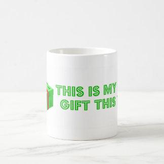 My Lousy Christmas Gift Coffee Mug