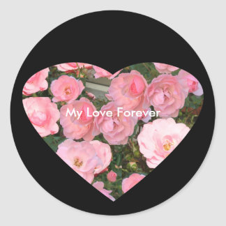 My Love Forever stickers