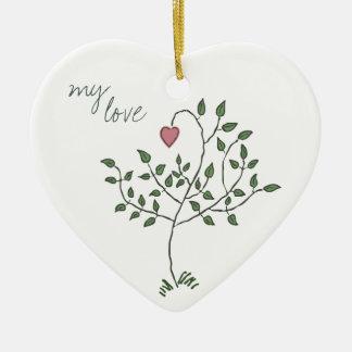 My Love Heart n Ornament
