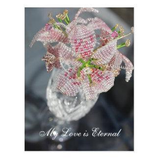 My Love is Eternal postcard