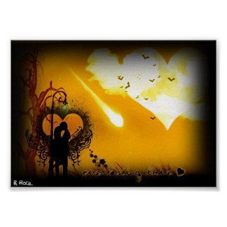 My Love.Mom amor l huile Poster
