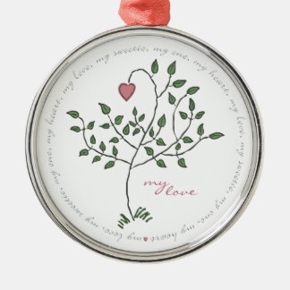 My Love Ornament