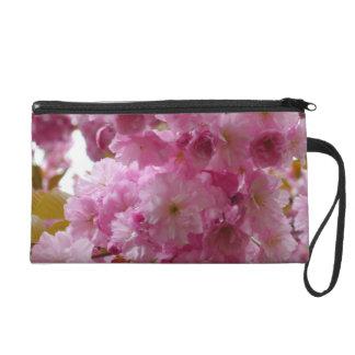 My love sakura wristlet purse