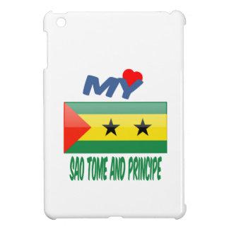 My Love São Tomé and Príncipe. iPad Mini Cases