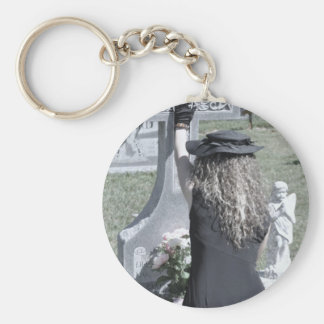 My Love Will Always Stand the Test of Time Basic Round Button Keychain