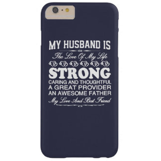 MY LOVER AND BEST FRIEND! BARELY THERE iPhone 6 PLUS CASE