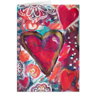 My Loving Heart, 080814 Card