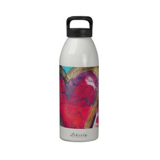 My Loving Heart  080814 Reusable Water Bottles