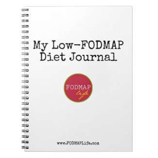 My Low-FODMAP Diet Journal