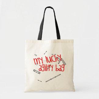 My Lucky Agility Bag -Course Map
