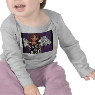 MY LUCKY ANGEL - toddlers lucky t-shirt