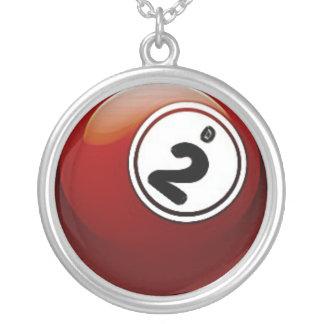 My Lucky BINGO Ball Necklace