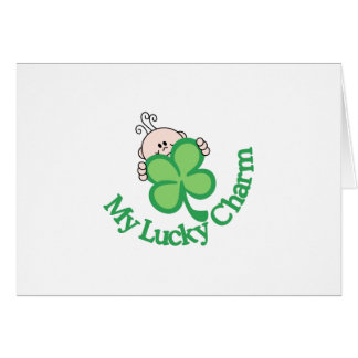 My Lucky Charm Greeting Card