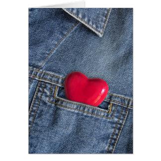 My Lucky Charm love card