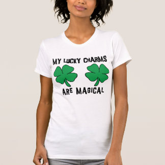 My Lucky Charms Are Magical Women's T-Shirt T Shirts