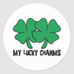My Lucky Charms Gift Sticker