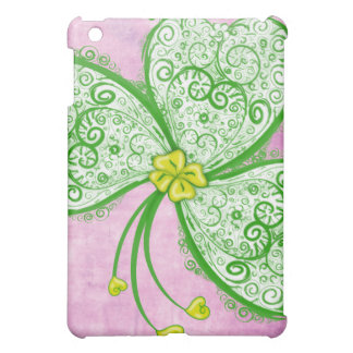 My Lucky Clover Filigree - rose  Case For The iPad Mini