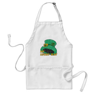My Lucky Hat Apron