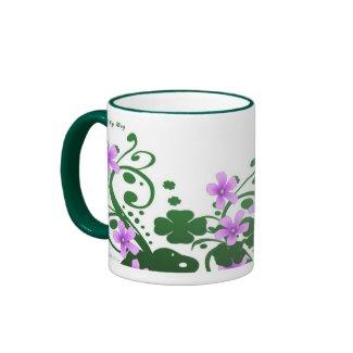 My Lucky Shamrock Mug mug