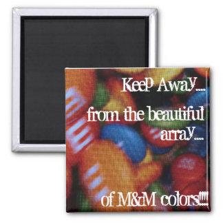 My M&M's Magnet
