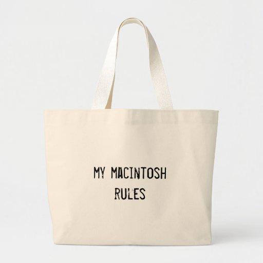 my macintosh rules bags