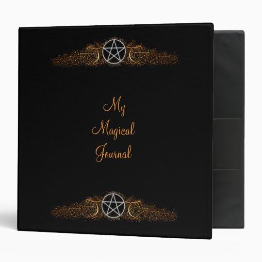 My Magical Journal Binder