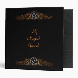 My Magical Journal Vinyl Binders