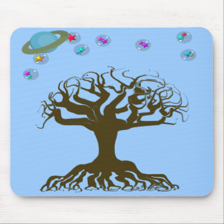 My Magical Tree Mouse Pad