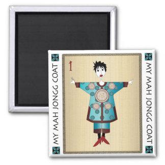My Mah Jongg Coat 04: Magnet